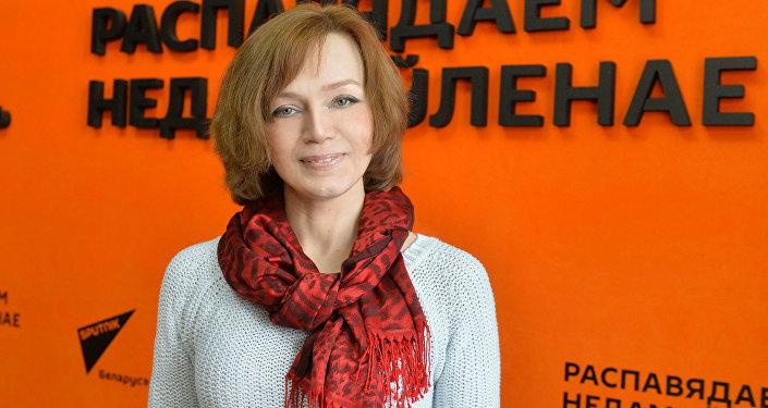 Псіхолаг-трэнер міжнароднага класа Лілія Ахрэмчык