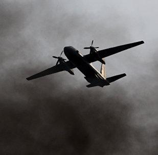 Самолет Ан-26, архивное фото