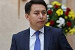 Руководитель пресс-службы главы Кыргызстана Алмаз Усенов