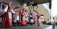 Свята беларукай культуры Вытокі прайшло ў Верхнім горадзе
