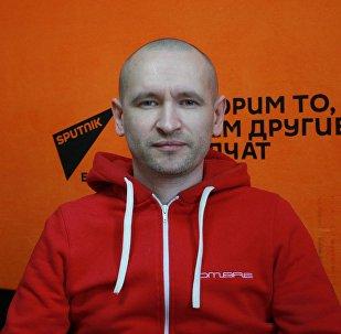 Музыкальный продюсер Руслан Стариковский