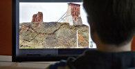Замковая гора в Новогрудке под угрозой обвала