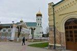 Свято-Троицкий собор в Слониме, священнику которого 16-летний  Александр  первым рассказал о трагическом происшествии  в семье Богданов