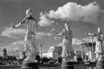 ВДНХ (Выставка достижений народного хозяйства) в Москве