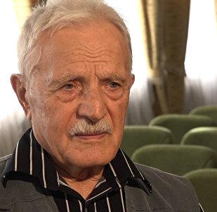 Федор Сергеевич Фещенко, участник операции по освобождению Беларуси Багратион