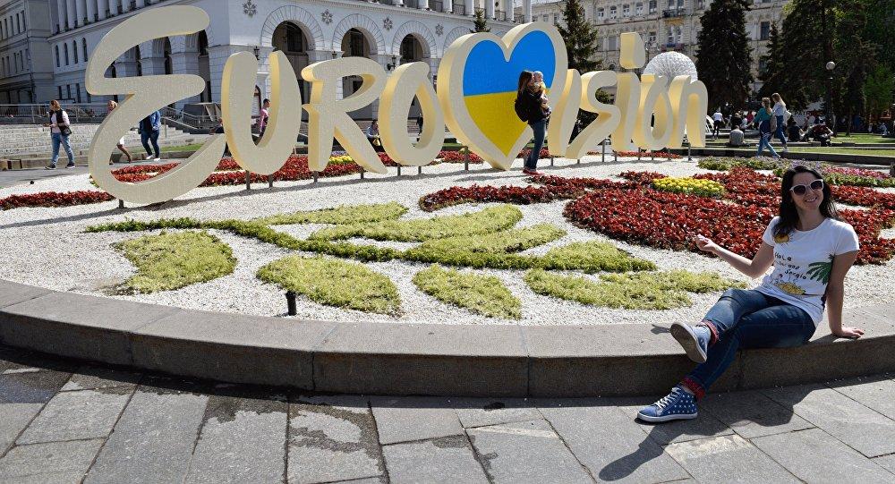 ВКиеве начался 1-ый полуфинал Евровидения
