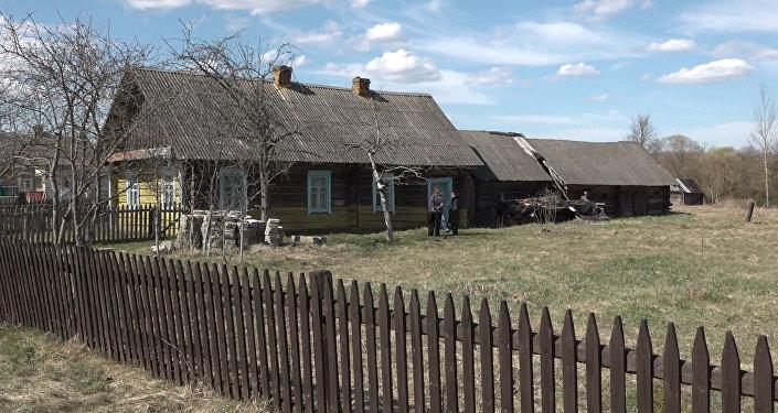 Немцы сожгли деревню: история выжившего очевидца
