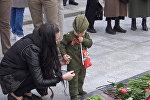 Минчане приняли участие в мероприятиях, посвященных Дню Победы