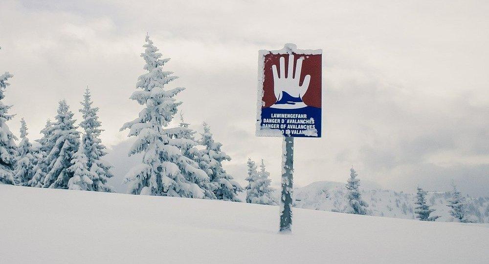 Три человека стали жертвами схода лавины вофранцузских Альпах