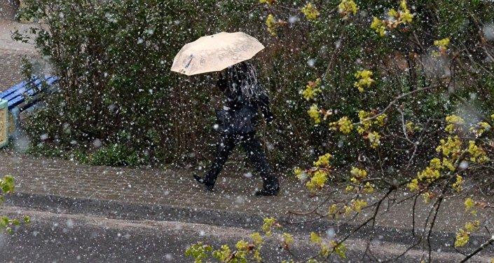 ГАИ позволила водителям ездить налетней резине помайскому снегу