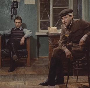 Кадр из кинофильма Место встречи изменить нельзя