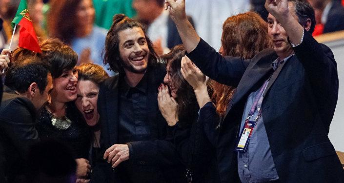 Участник Евровидения разобьет награду в столицеРФ  вслучае победы