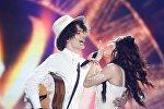 NaviBand на сцене Евровидения в Киеве