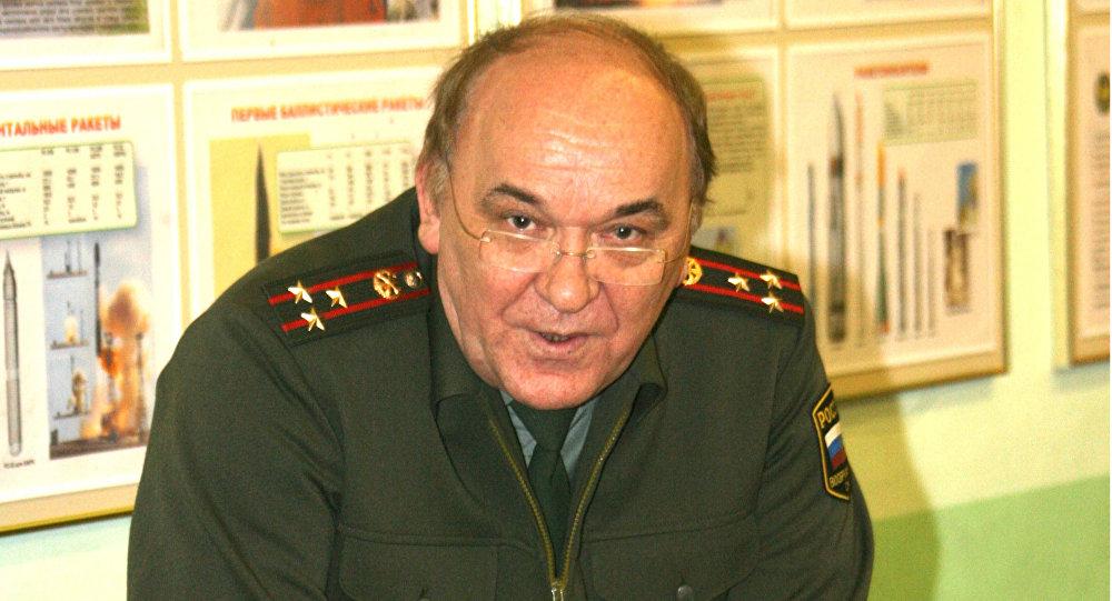 Российский эксперт, военный обозреватель газеты Комсомольская правда, полковник Виктор Баранец