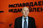 Специалист в области климатологии, академик Владимир Логинов