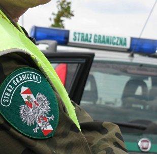 Польские пограничники