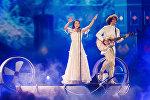 NaviBand во втором полуфинале Евровидения