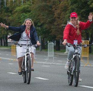 Велосипедный сезон открыт