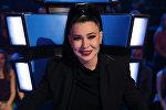 Член жюри конкурса Ты супер! певица Елка
