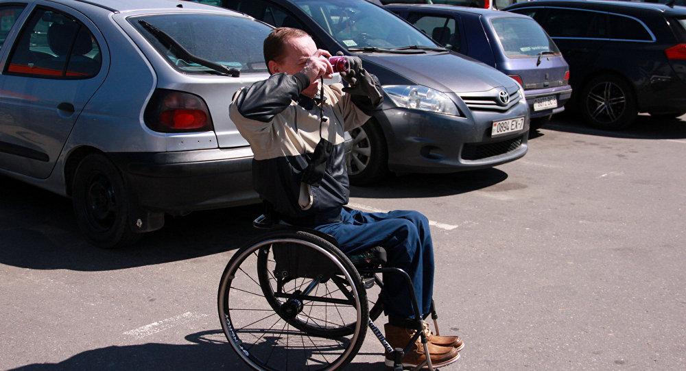 Акция Свободная парковка инвалидов-колясочников