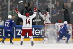 Матч Беларусь - Франция на ЧМ по хоккею