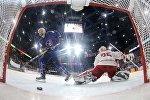 Белорусы уступили команде Франции на ЧМ по хоккею