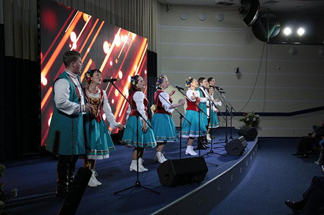 Ансамбль народнай песні Лілея