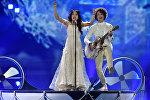 Группа NaviBand на Евровидении в Киеве