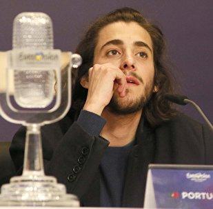 Представитель Португалии Сальвадор Собрал