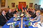 Официальный визит Игоря Шуневича в Сербию