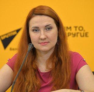 Психолог и гештальт-терапевт Оксана Мясникова