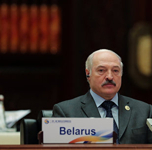 Александр Лукашенко на саммите глав 28 государств Один пояс — один путь в Пекине