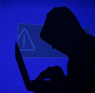 Хакер, архивное фото