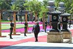 Рабочий визит Александра Лукашенко в Китай 13-15 мая 2017 года