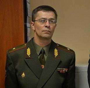 Заместитель начальника Генштаба Вооруженных Сил Александр Шкиренко