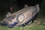 Авария в Крупском районе