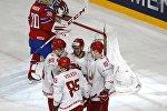 Матч Беларусь - Норвегия на ЧМ по хоккею