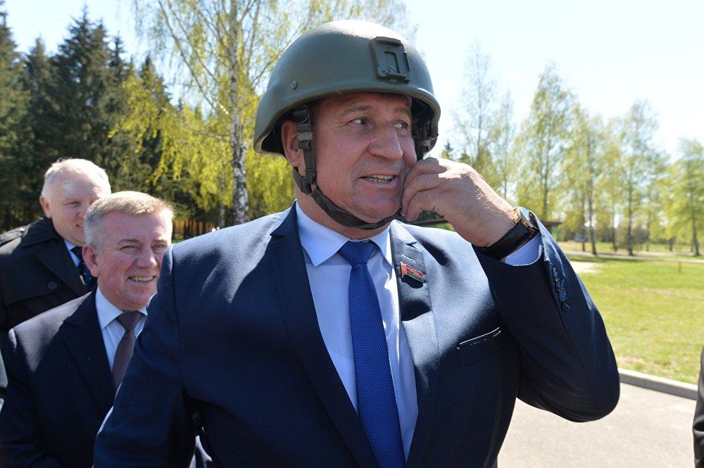 Заместитель главы комиссии Александр Базанов