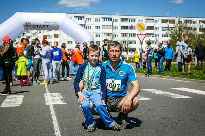 Дабрачынны марафон у Пухавіцкім раёне
