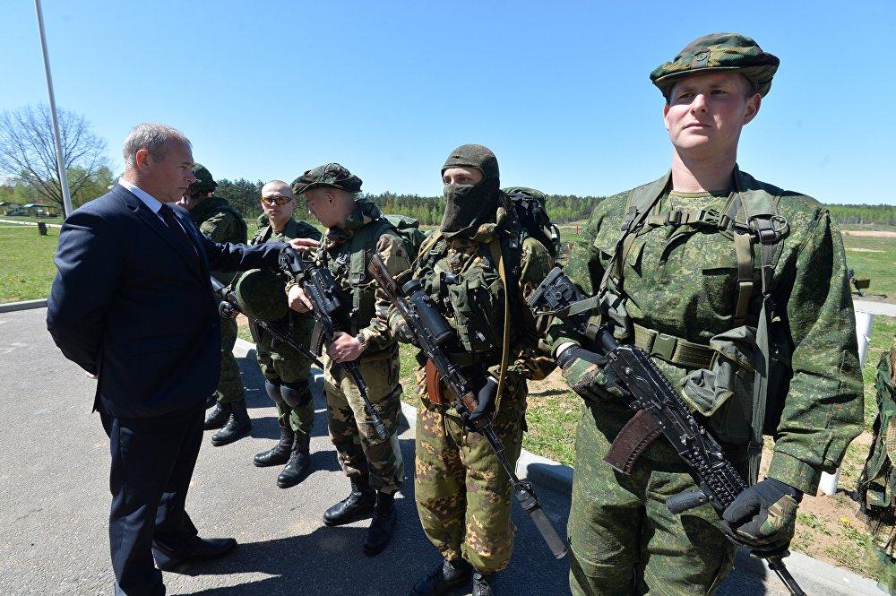 Генерал-майор Сергей Бобриков