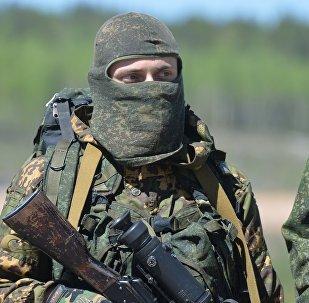 Солдат войсковой части