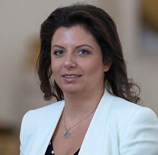 Главный редактор телеканала RT и МИА Россия сегодня Маргарита Симоньян