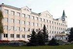 Полесский государственный университет в Пинске, архивное фото