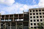 Заброшенное здание в Барановичах