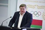 Председатель БТФ Сергей Тетерин