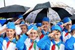 25-летие со Дня образования Белорусской республиканской пионерской организации