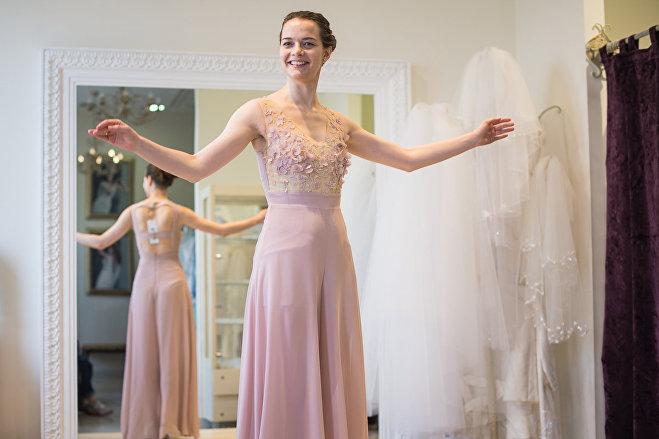 Модный блогер Мария Погорелова примерила комбинезон
