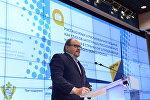 Ведущий радио Sputnik Беларусь Вячеслав Шарапов выступил на Международном форуме русскоязычных вещателей