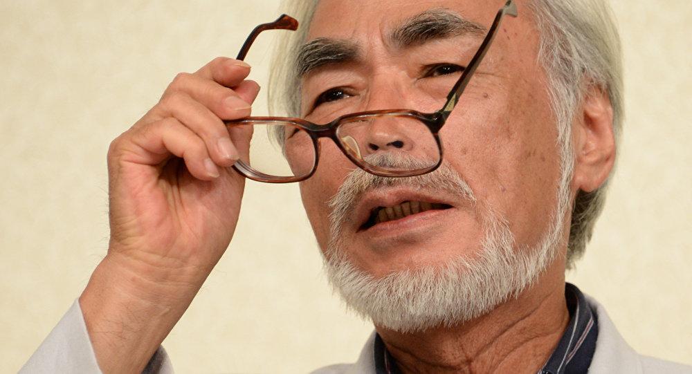 Хаяо Миядзаки создаст еще один мультипликационный фильм