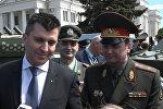 Министр обороны Сербии Зоран Джорджевич рассказал о перспективах сотрудничества с Беларусью